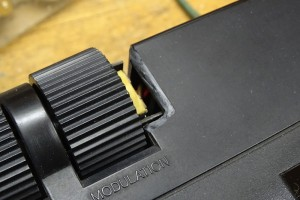 YAMAHA DX100 筐体割れ 修理