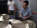 浜松 ドラム ソニックス 教室 レッスン ドラムジム