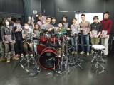 静岡 浜松 ドラム ソニックス 教室 セミナー