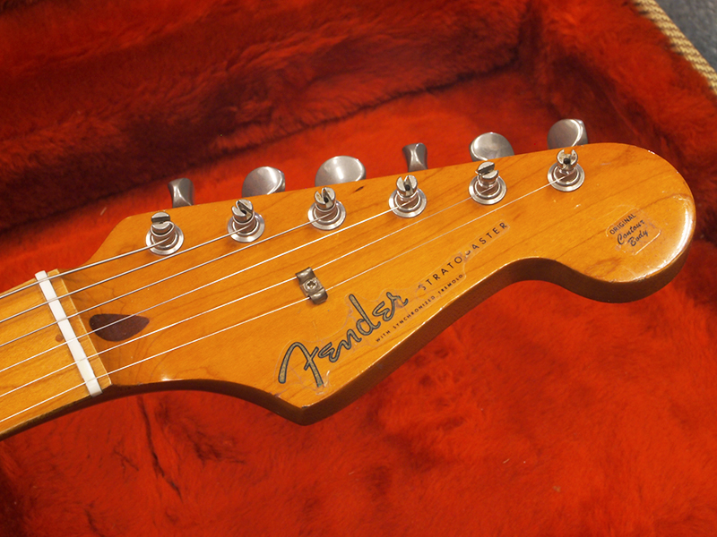 Fender USA Vintage Series '57 Stratocaster BLK 1983年製 税込販売価格