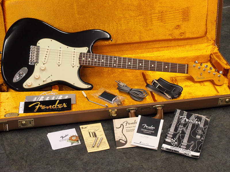 Fender USA American Vintage Series '62 Stratocaster Thin