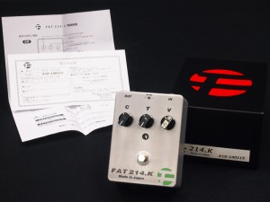 ファット retrospec squeeze box electro harmonix dyna comp limit