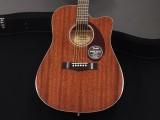 フェンダー アコースティックギター sonoran CD-60SCE kingman ソノラン エレアコ  マホガニー