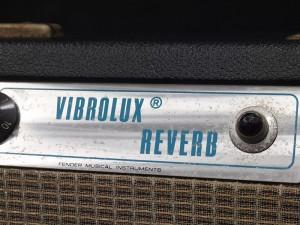 フェンダー バイブロラックス リバーブ ヴァイブロラックス deluxe Reverb Twin super デラックス