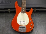 MUSIC MAN Classic Sterling Coral Red
