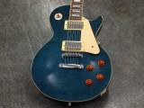 東海楽器 トーカイ レスポール LS epiphone Les Paul Standard STD シースルーブルー Blue see through love rock ラブロック リボーン reborn