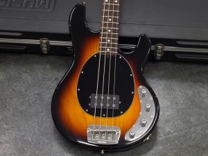 ミュージックマン fender usa G&L sterling スティングレイ ベース Frea レッチリ メイプル ray4    jazz precision