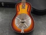 ドブロ ナショナル リゾネーター ギター エストラリータ dobro Hound Dog tricorn トライコーン wood body ウッドボディ