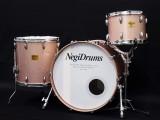 NegiDrums Beech 3peace Set