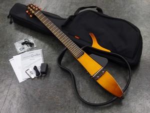 ヤマハ  サイレントギター 初心者 練習 フォーク アコースティック エレアコ 軽量 100s 200s トラベル ミニ 女子 女性 silent