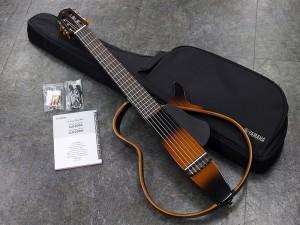 ヤマハ  サイレントギター 初心者 入門 練習 フォーク アコースティック エレアコ 軽量 100s 110s トラベル ミニ 女子 女性 silent guitar