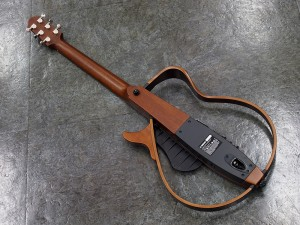 ヤマハ  サイレントギター 初心者 入門 練習 フォーク アコースティック エレアコ 軽量 100n 110n トラベル ミニ 女子 女性 silent guitar