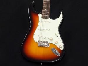 フェンダー ストラトキャスター トラディショナル クラシック classic ジャパン japan mexico MEX vintage st 71 54 57 62 TX US standard 1960 1962 3トーンサンバースト サンバースト 3TS