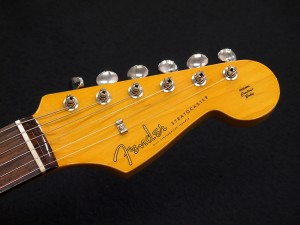 Fender Made in Japan Traditional 60s Stratocaster Rosewood Candy Tangerine