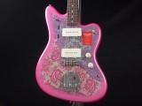 フェンダー ジャパン トラディショナル ハイブリッド hybrid ジャズマスター JM66 JM65 JM67 80 100 ブルーフラワー ピンク ペイズリー Pink Paisley 1960 Blue Flower