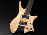 ストランドバーグ Boden J-Series J6 Standard ボーデン jシリーズ ヘッドレス steinberger スタインバーガー headless guitar 7-strings 7弦 7st ナチュラル バーチ rose ローズ スタンダード