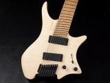 ストランドバーグ Boden J-Series J8 Standard ボーデン jシリーズ ヘッドレス steinberger スタインバーガー headless guitar 8-strings 8弦 8st ナチュラル メイプル maple スタンダード オリジナル