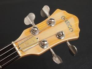 グレコ ベース 日本製 フジゲン FGN 富士弦 フジゲン楽器 japan vintage ビンテージ 国産 オールド OLD