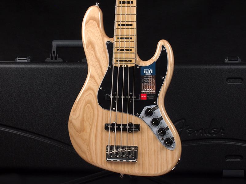 Fender American Elite Jazz Bas...