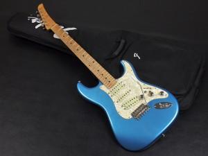 ユーエスエー カスタムギター fender フェンダー エキゾチック オーダー stratocaster ストラト japan mex moon ギターワークス