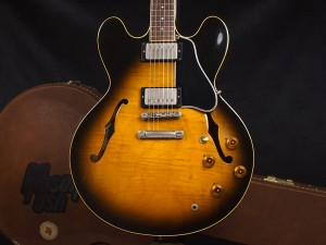 ギブソン ES335 セミアコ es-355 es345 小沼ようすけ 生形真一 Nothing's Carved In Stone ES-335 ジャズ ブルース セミアコ Jazz Blues semi acoustic nashville memphis ナッシュビル メンフィス