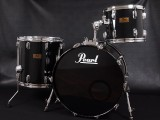 u30523 Pearl Maple Fiber Drum Set 22BD 12TT 16FT