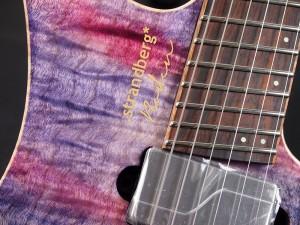 ストランドバーグ Boden J-Series J6 Standard ボーデン jシリーズ ヘッドレス オリジナル マーブル unicorn ユニコーン marble steinberger スタインバーガー headless guitar 6-strings 6弦 6-strings 6弦 6st custom order japan 日本製 国産 maple カーリー Flame フレーム