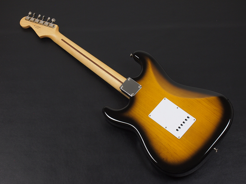Fender Made in Japan Hybrid 50s Stratocaster Tobacco Burst
