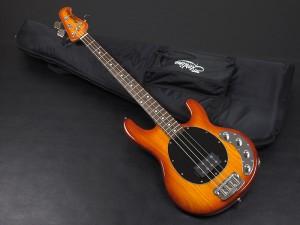 ミュージックマン Stingray スティングレイ レイ S.U.B EX SX active jazzbass JB precision sabre bongo ray4 ハニーバースト black ブラック natural ナチュラル pacific パシフィック