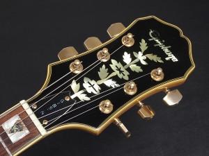 エピフォン es-335 カジノ セミアコ シェラトン リビエラ semi acoustic セミ アコースティック フルアコ フル アコースティック natural NAT 1990s 90s コリア korean 韓国製 riviera