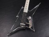 u33498 B.C.Rich  Acrylic IRON BIRD BASS