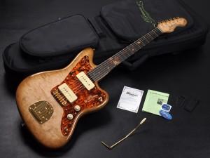 モモセ 百瀬 バッカス BACCHUS ディバイザー ハンドメイド DEVISER jazzmaster JM Handmade series order limited edition LTD テレキャスター 日本製 国産 brown ブラウン maple メイプル ジャズマスター