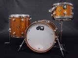 "u31544 dw Jazz Series Drum Set BD18"" TT12"" FT14"""