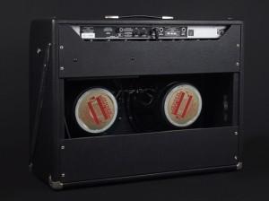 ツインリバーブ デラックス リバーブ Deluxe Vibrolux バイブロラックス ヴァイブロラックス 1965 65 真空管 all tube made in USA 85w