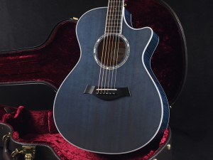 カスタム オーダー grand concert 612ce 712ce 512ce 312ce 412ce ブルー 青 パシフィック LTD limited edition Flame Maple