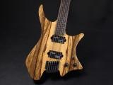 ボーデン steinberger スタインバーガー headless 6 strings korina ブラック リンバ made in japan 日本製 Fanned-fret ファンド フレット