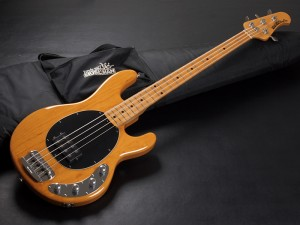 ミュージックマン fender usa G&L sterling スティングレイ ベース Frea レッチリ メイプル ray4 ray34 jazz precision sterling ray5 l2000 l-2000 ハイエンドギターズ