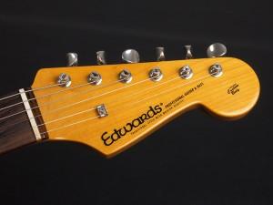 エドワーズ esp fender ストラトキャスター Stratocaster ST62 japan usa professional elite deluxe standard vintage original classic E-ST navigator grass roots