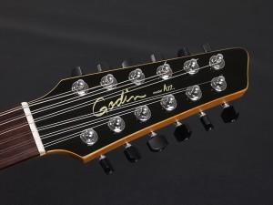 ゴディン 12st 12弦 12 strings multiac acs ultra マルティアック ウルトラ アルトラ デュエット スリム slim 薄型 thin body エレアコ A6