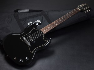 ギブソン special ジュニア スペシャル SPL JR standard STD エボニー black ブラック リイシュー reissue FADED thin body 2004 2003 2006 2007