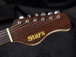 JerryJones Sitar Coral ジェリー ジョーンズ コーラル Stars エレクトリック シタール スターズ George Harrison Ventures マギー mcgee