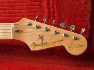 ストラトキャスター 白 ホワイト VWH OWH Blackie 1957 エリック クラプトン EC American vintage standard noiseless lace sensor