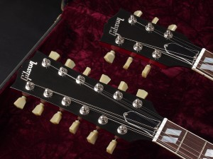 SG DOUBLE NECK Limited Edition ダブルネック ジミー ペイジ Don Felder Jimmy Page Eagles Led Zeppelin EDS1275 CS カスタムショップ