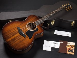 タイラー コア 314 214 114 big baby ハワイアンコア hawaiian GA エレアコ 200 DLX Series 214ce deluxe Grand Auditorium