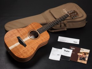 タイラー GS koa Maho little LXM Martin palor ベビー テイラー ミニ ギター パーラー 子供 kids キッズ トラベル travel guitar エレアコ 小型