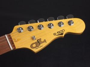 トリビュート シリーズ レガシー Fender Leo ST ストラトキャスター Stratocaster japan USA maple Neck メイプルネック S-500 Comanche TS