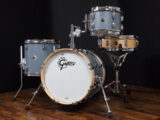 Mark Guiliana Brooklyn Micro Kit Gretsch GBNT-0514 dw Collector's Maple Finish Ply Ludwig LS410 Stanton Moore