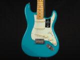 アメリカン プロフィッショナル 2 ストラトキャスター マイアミ ブルー sonic Daphne vintage standard アメスタ MN MB USA STD Ultra original