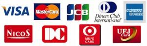 カード会社ロゴ
