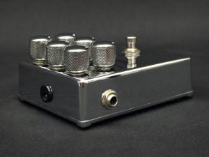 エムアイ オーディオ imi crunch box blues pro 真空管 valve